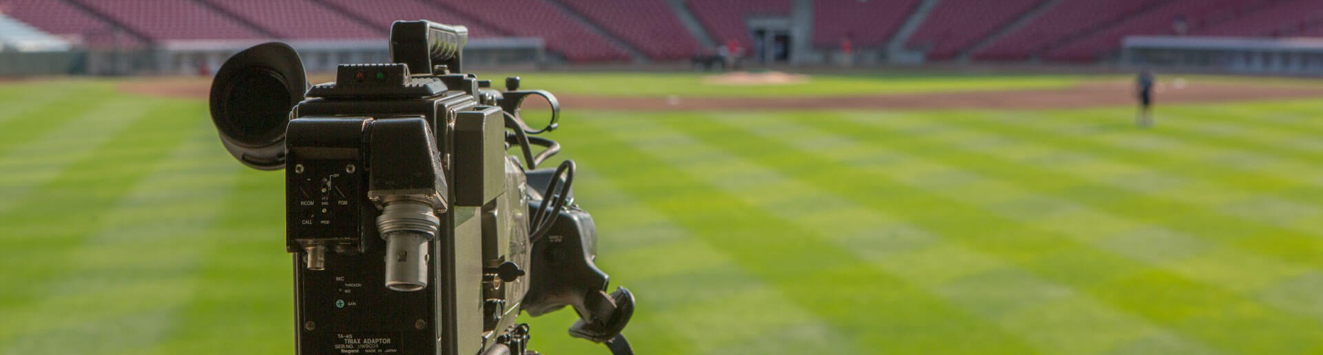 sports production services